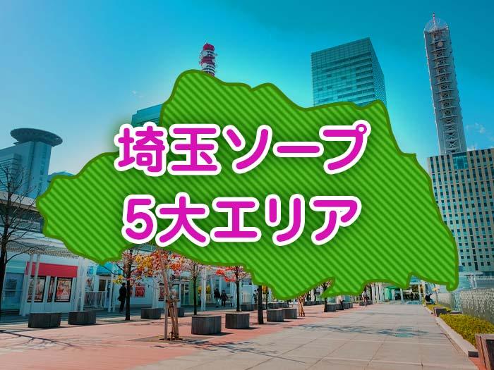 埼玉のソープランド【5大エリア】比較